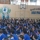 Pará, ação em escola