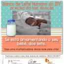 Campanha Doação de Leite IFF